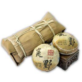 701 Huang Ye Tuo – Raw Pu-erh Tea – DaDianHao – 2014 – 100g