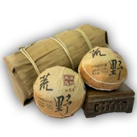 601 Huang Ye Tuo – Raw Pu-erh Tea – DaDianHao – 2013 – 100g