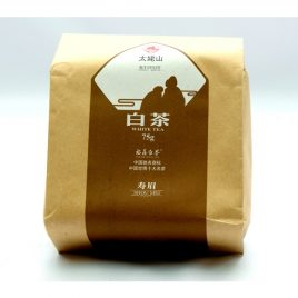 Longevity Eyebrow – Fuding White Tea – TaiMuShan – 2013 – (S)