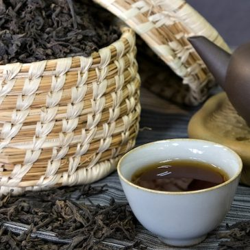 Day 1: The definition of pu-erh tea