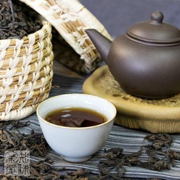 大滇说茶1001夜之3 普洱茶的茶区