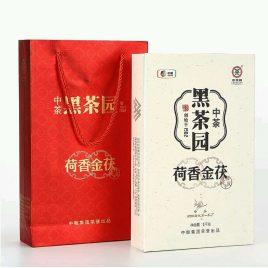 He Xiang Jin Fu – Hunan Dark Tea – ZhongChaPai – 2013