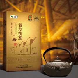 Lau You Fu Cha – Hunan Dark Tea – ZhongChaPai – 2016
