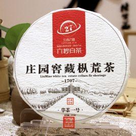 Zhuang Yuan Jiao Cang Cong Huang Cha – White Tea – LiuMiao – 2015 – 300g