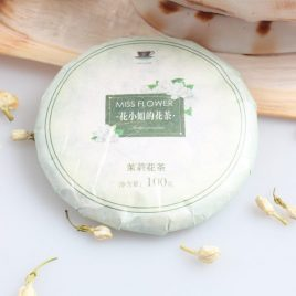 Jasmine  – Flower Tea – Miss Flower – 100g