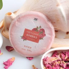 Peony Flower  – Flower Tea – Miss Flower – 100g